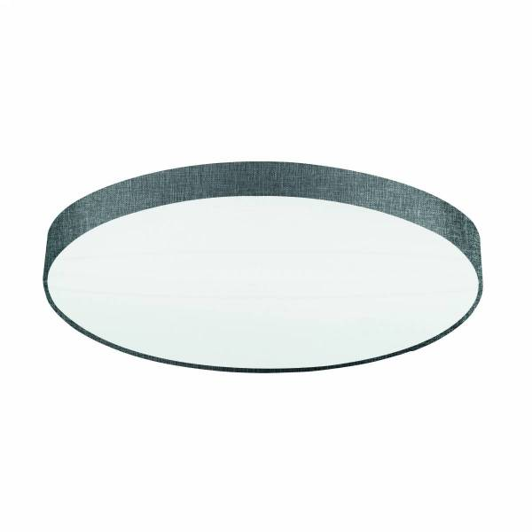 "Ceiling luminaire ""Pasteri Pro"" 7 x 60W linen grey IP20"
