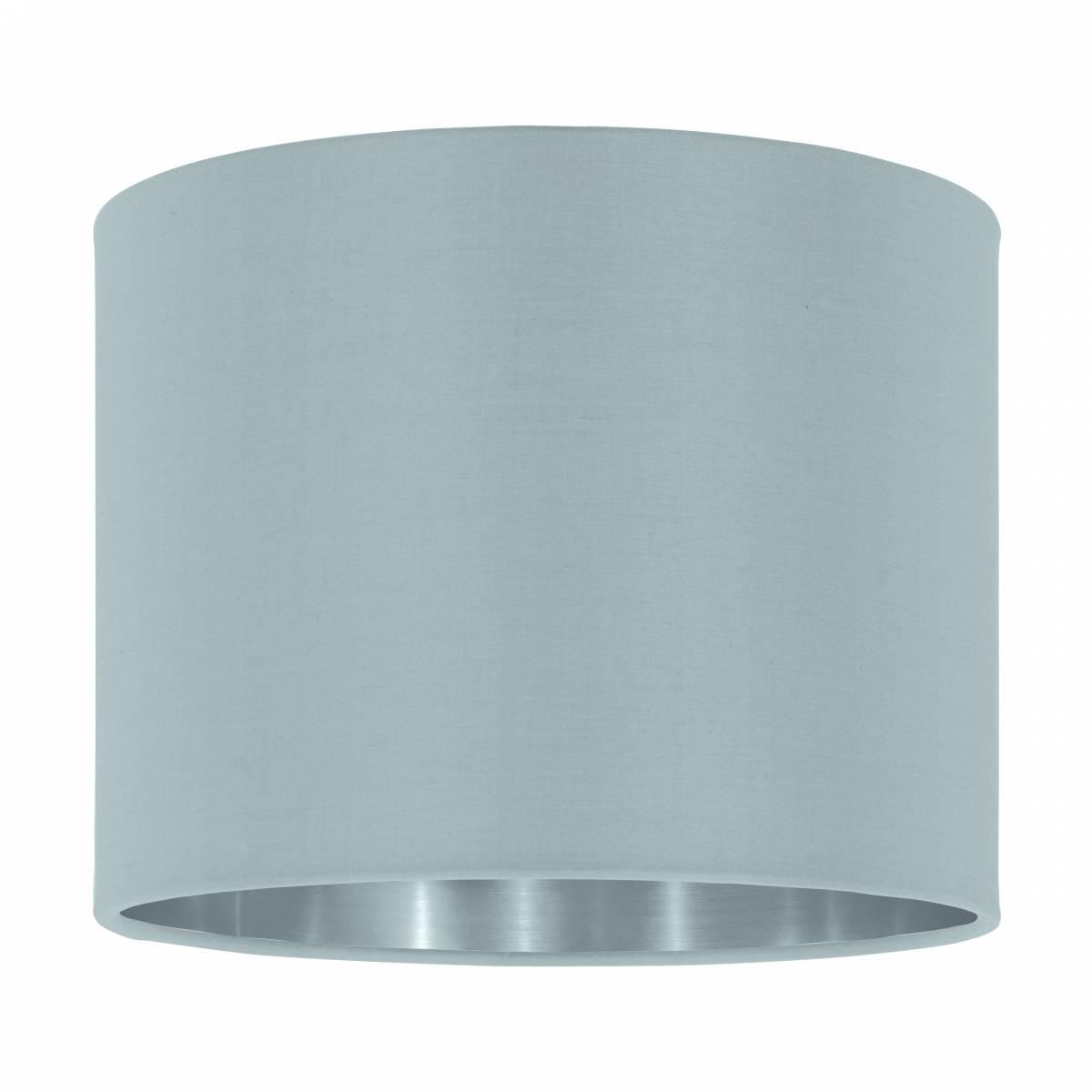 Shade for Pendant luminaire Pasteri Pro/Marausa grey/silver