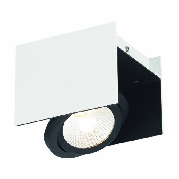 Vidago Pro / 1flg., DALI 9W 3000K white /black IP20