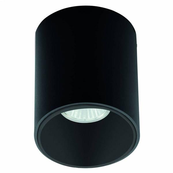 "Ceiling luminaire ""Polasso Pro"" round 35W black IP20"