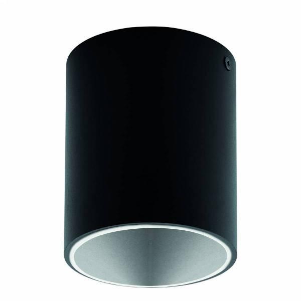 """Ceiling luminaire """"Polasso Pro"""" round 35W black /white IP20"""