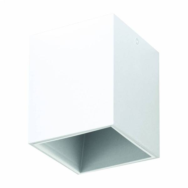 "Ceiling luminaire ""Polasso Pro"" square 35W white IP20"