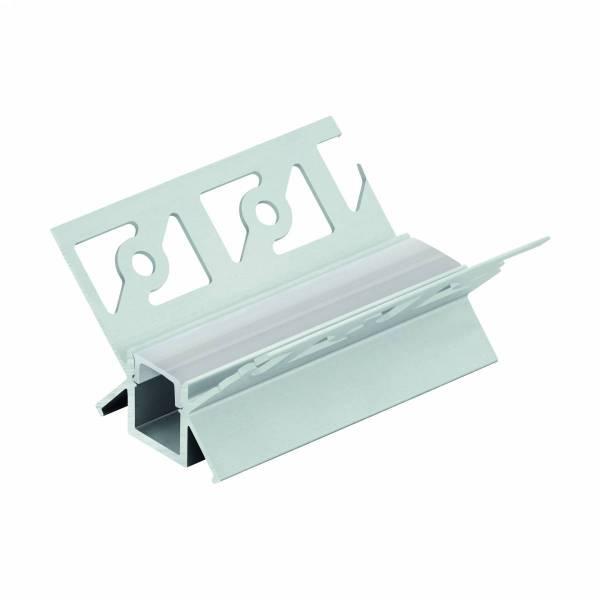 LED-Stripe TB Profile/Corner inside, satin cover,2000mm