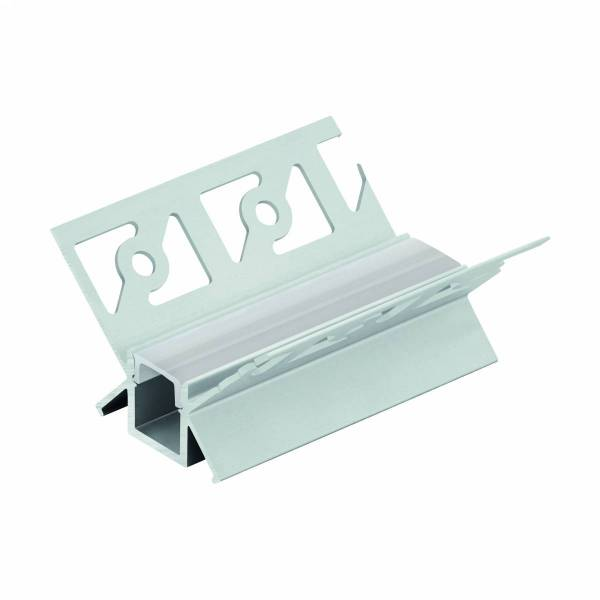 LED-Stripe TB Profile/Corner inside, satin cover,3000mm