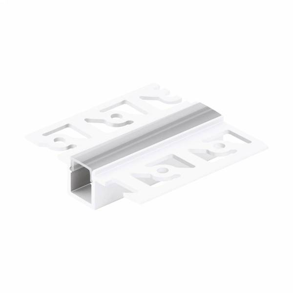 LED-Stripe TB Profile Clear Cover white, 1000mm