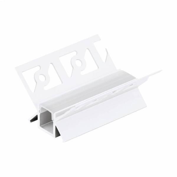 LED-Stripe TB Profile / Corner inside, satin cover, , 2000mm