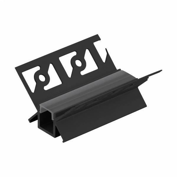 LED-Stripe TB Profile/Corner inside, Clear cover , 3000mm