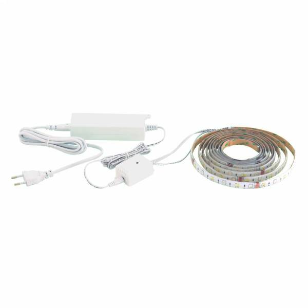 LED-BLE-STRIPE RGBW 5 METER STRIPE-C 19W RGB-TWK IP20