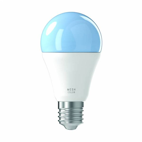 E27 A60 RGBW/CCT INCL.REMOTE CONTROL 9W 2700-6500K