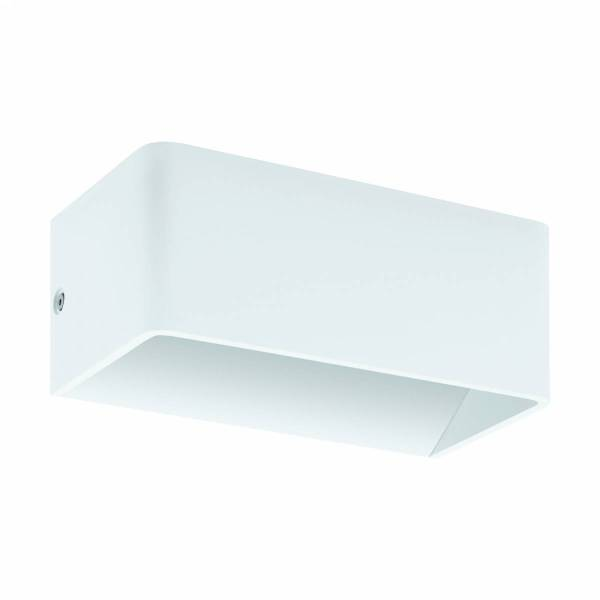 "Wall luminaire ""Sania 3"" 10W 3000K white / white IP20"