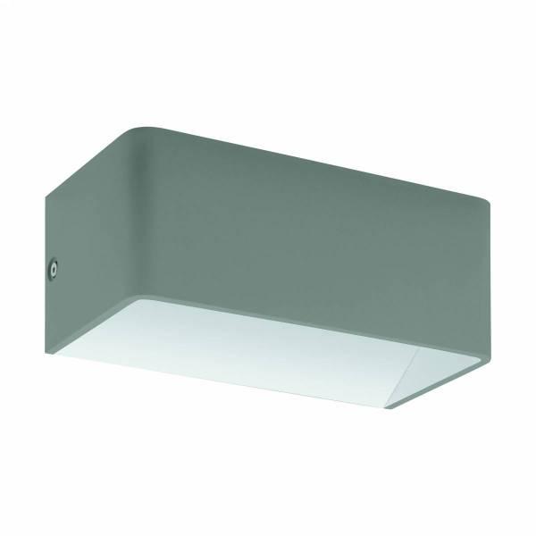 """Wall luminaire """"Sania 3"""" 10W 3000K grey / white IP20"""