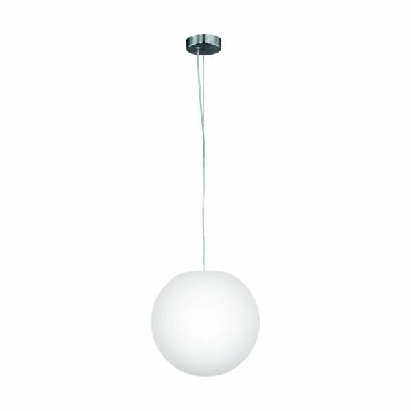 Pendant luminaire Serie plastic balls DM: 300mm 40/60W IP20