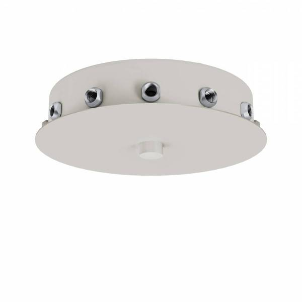Ceiling distributors 12flg. satin