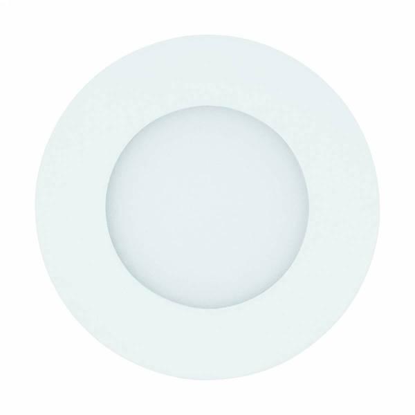 Fueva 1 round / IP20 2,7W 3000K white
