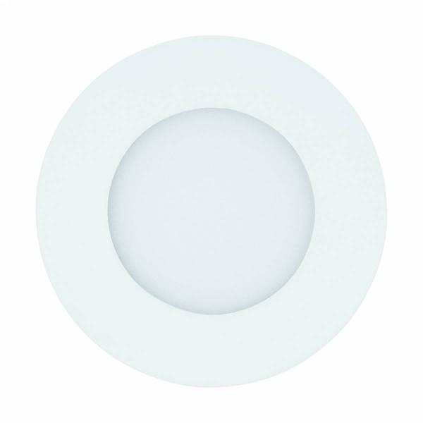 Fueva 1 round / IP20 2,7W 4000K white