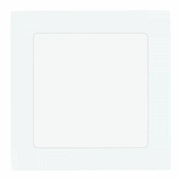 Fueva 1 square / IP20 10,9W 3000K white IP20