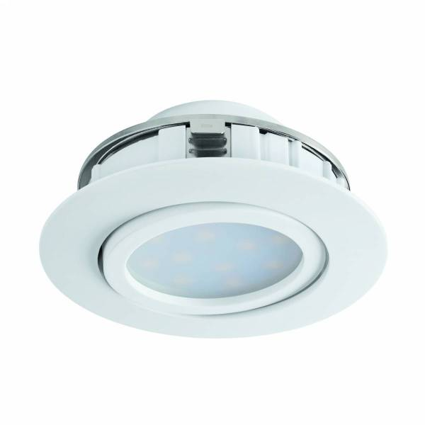 Pineda round / dimmable 6W 3000K white