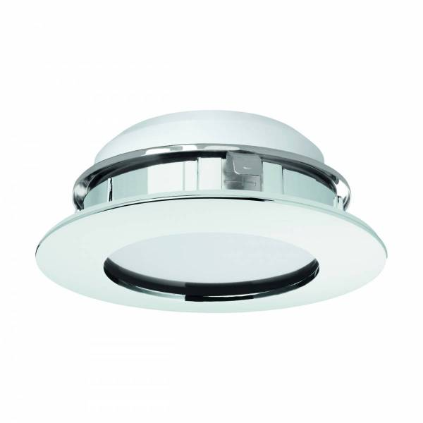 Pineda fixed / dimmable 12W 3000K chrome