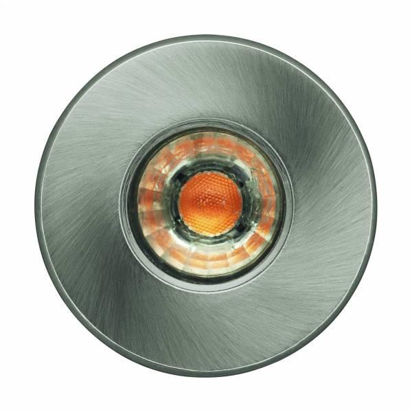 Igoa fixed / IP44 50W 3000K nickel-matt