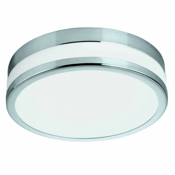 "Ceiling luminaire ""LED Palermo"" 24W 3000K chrome"