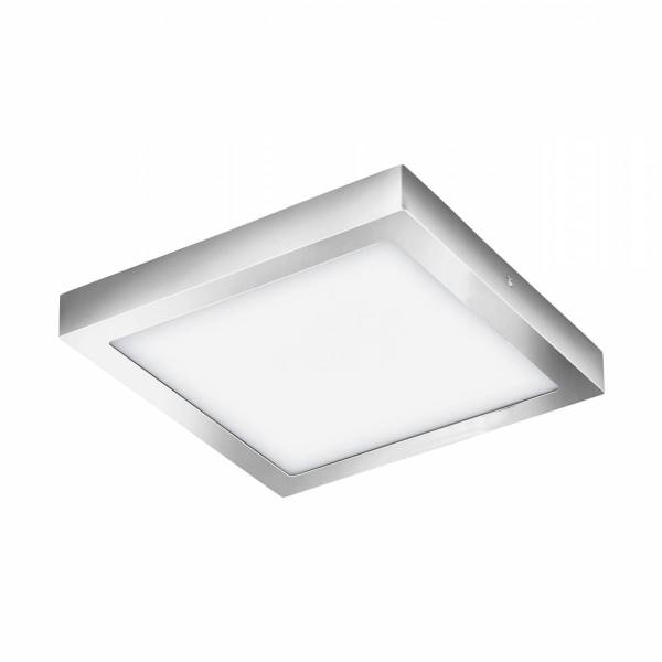 Fueva 1 square / IP44 22W 3000K chrome IP44
