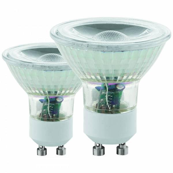 GU10-LED 3,3W / 2-Pack 3000