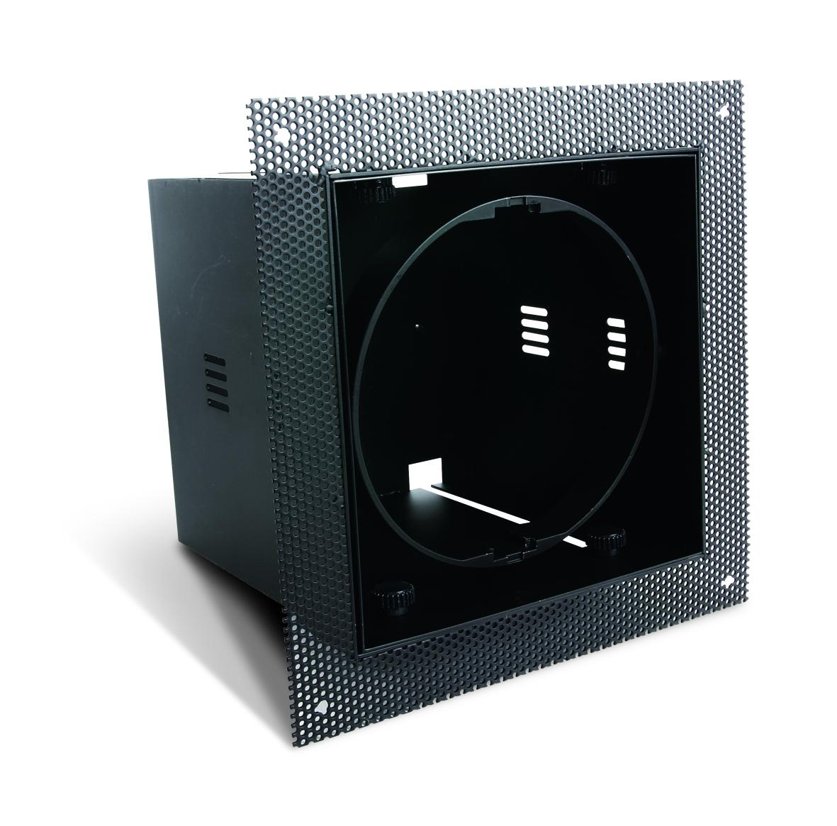 51100TR/W, WHITE 1L TRIMLESS BOX
