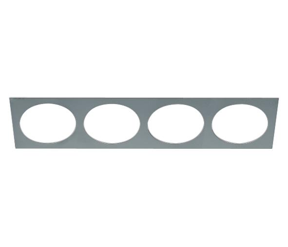 51401R/W, WHITE 4L LINE BASE BOXTECH+