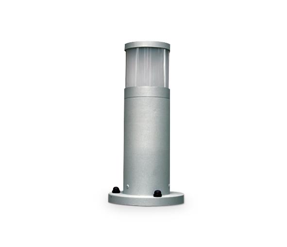 Jamba-PL1 Light Pillar, E27, 20W, IP54, rustbraun
