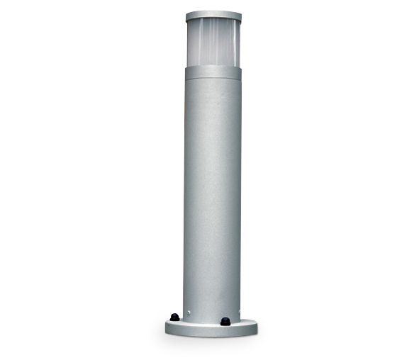 Jamba-PL2 Light Pillar, E27, 20W, IP54, rust-brown