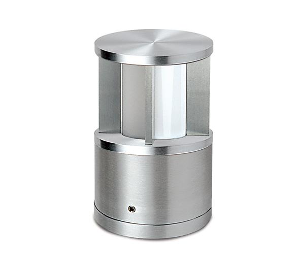 Alexa-I-25-R 15W E27, 100-240V, IP54, aluminium