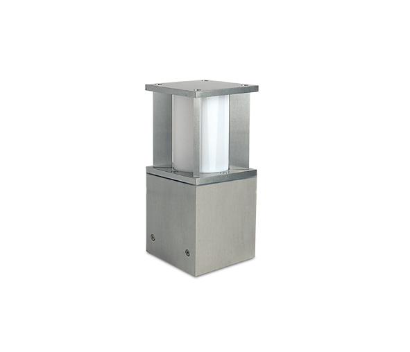 Alexa-I-25-Q 15W E27, 100-240V, IP54, aluminium