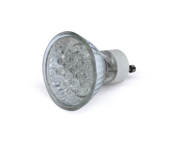 7301G/Y, LED GU10 YELLOW