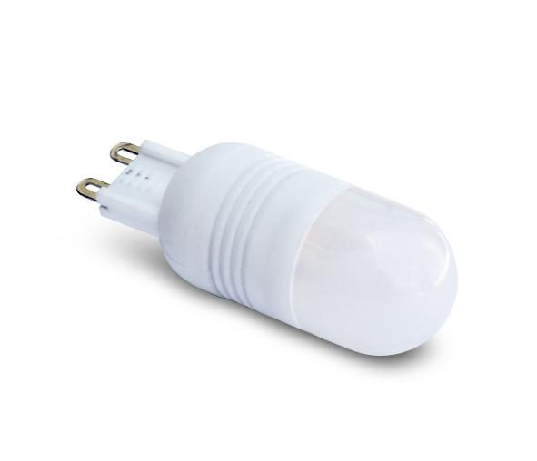 7103LG/W, G9 LED 2,5w WW 230v