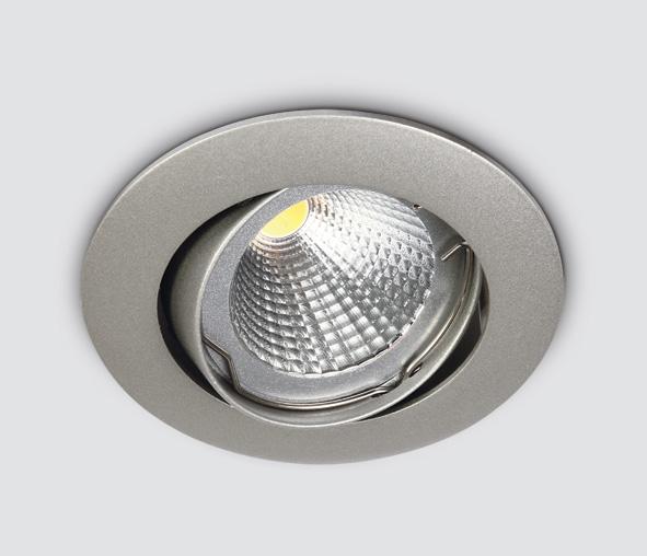 Punto-A MR16, GU10, 50W IP20, adjustable grey