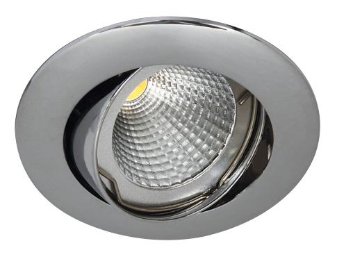 Punto-A MR16, GU10, 50W IP20, adjustable chrome