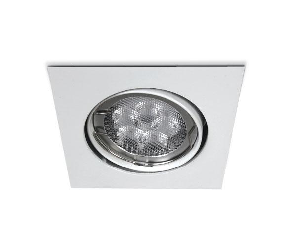 Pinta-A 2 MR16 Spot GU10 50W IP20 adjustable white