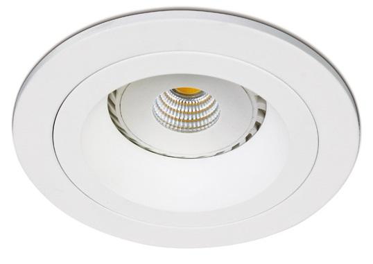 Ina-F MR16 Spot, GU10, 50W, IP20, white