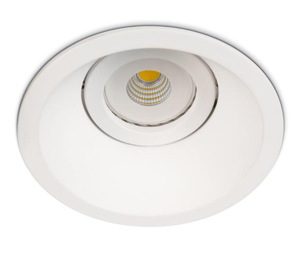 INA-A/D MR16, GU10, 50W, IP20, fix, white