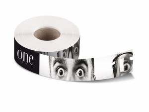 60008, ONE LIGHT PACKING TAPES