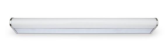 Bath Round LED 600mm, IP44, chrom