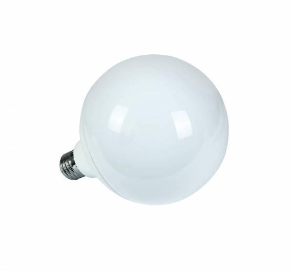 LED Globe lamp 20W, 2700K, 1700lm, E27, G120, 230V, matt