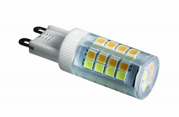 LED G9 3, 5W, 6000K-4000K-3000K, 230V, dimmablemable