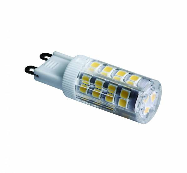 LED lamp G9 3, 5W, 3000K, 300lm, 230V, dimmable