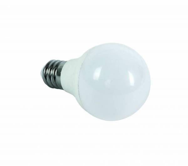 LED Globe lamp 6W, 2700K, 480lm, E27, G45, 230V, matt
