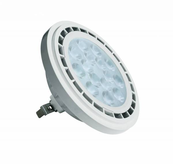 LED R111 12W, 4000K, 1000lm, G53, 36° , 12V AC/DC