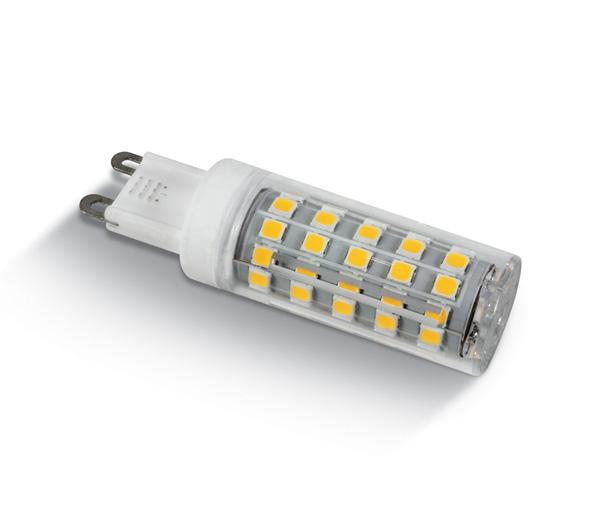 G9 LED bulb 9W 230V 900lm 4000K