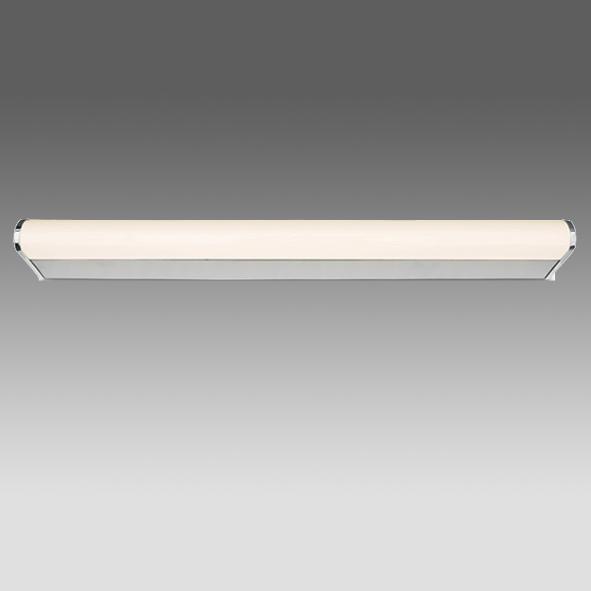 Bath Round Small, LED, 23W, 4000K, 1650lm, IP44, chrome