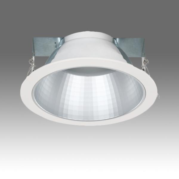 SEGON LED 18W ED 1900lm/830 3h M MAT IP44 UGR <19 70° white