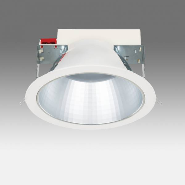 SEGON LED 18W ED 1900lm/830 MAT IP44 UGR <19 70° white